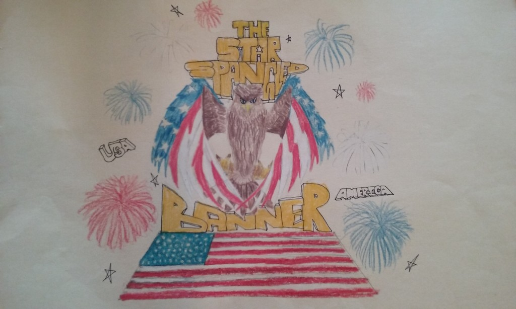 Artist: Abigail Lin, 7th grade Teacher: Lori Wesniewski Bernardsville Middle School